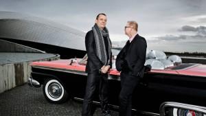 Foto: Danmarks Radio